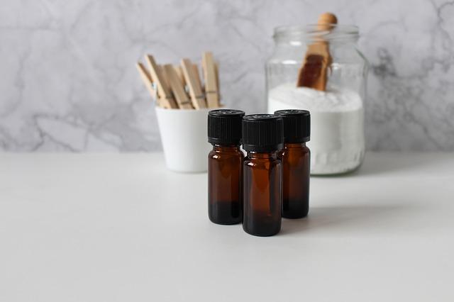 esenciální oleje
