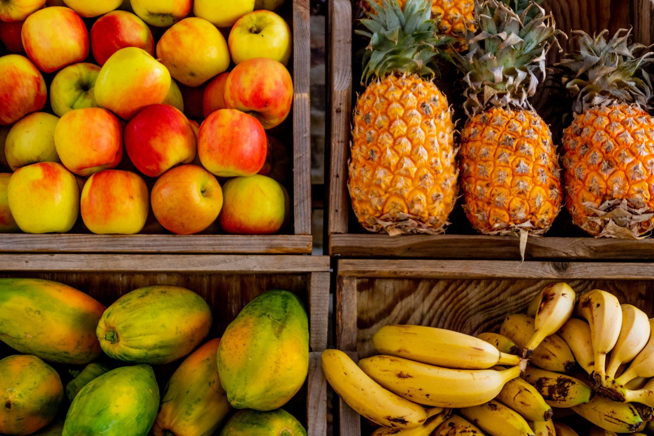 exotické ovoc