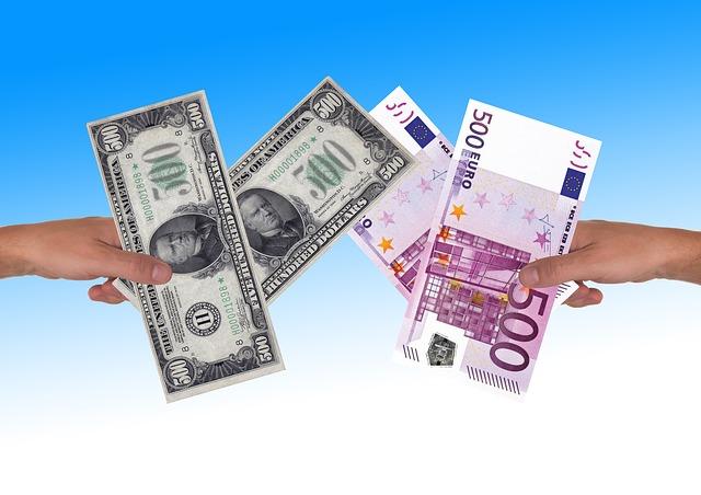 směna peněz