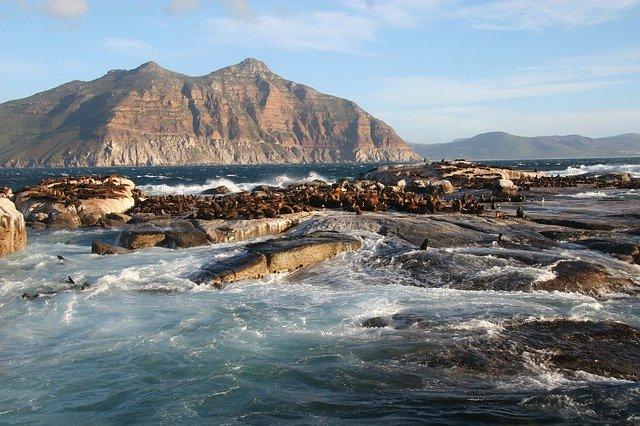 jihoafrická republika, stolová hora